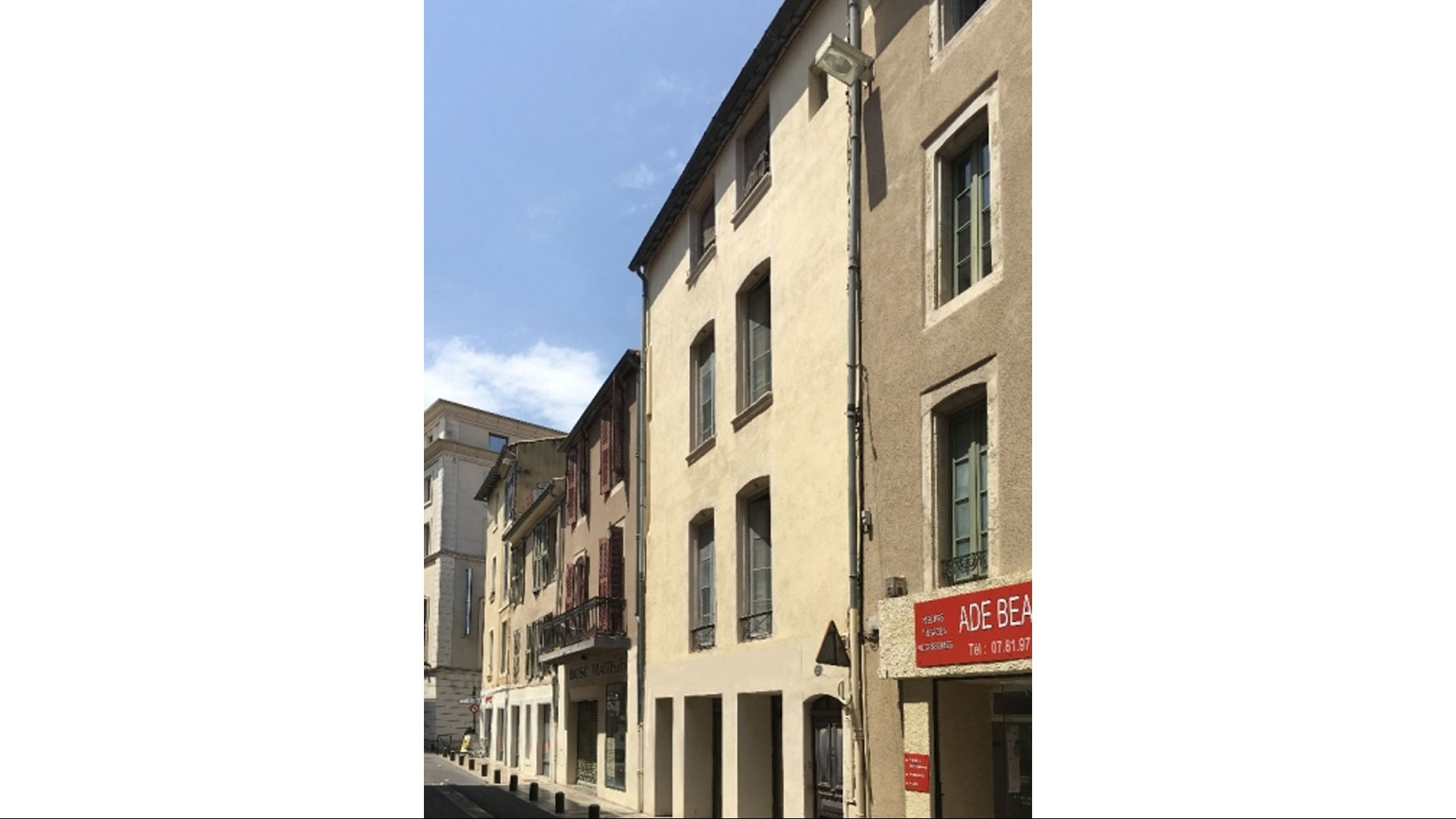 programme immobilier 44, rue Nationale