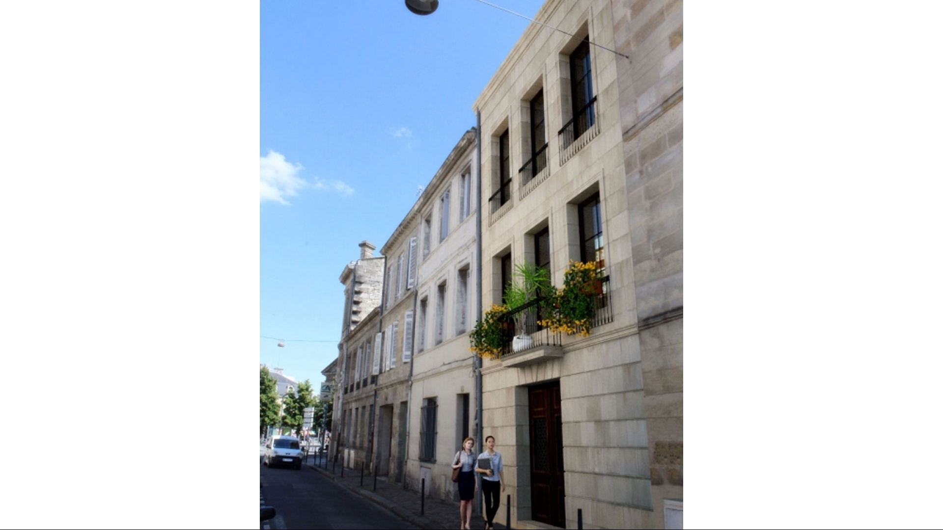 programme immobilier 89. rue Henri IV